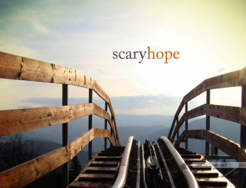 Scary Hope cover